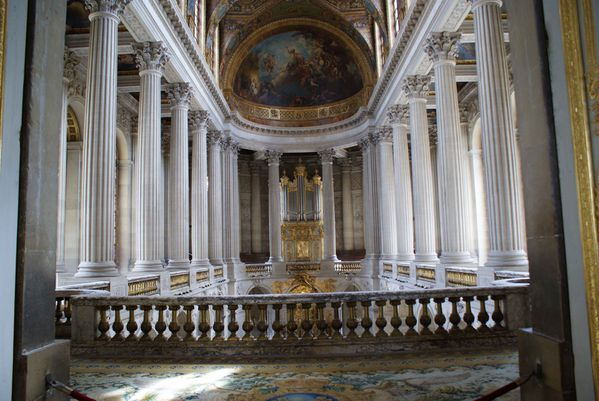 la chapelle palatiale du ch teau de versailles laudate dominum le blog de adela stefanov. Black Bedroom Furniture Sets. Home Design Ideas
