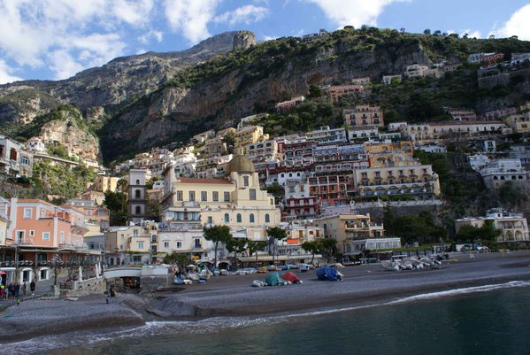 POSITANO village fb