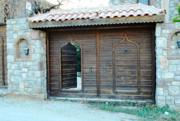 Porche ottoman à Selimiye