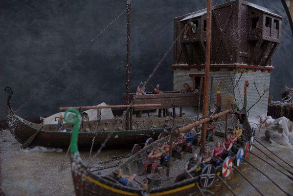 viking f diorama