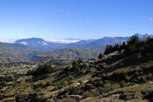 quilotoa rando vers chugchilan