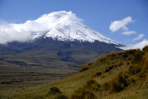cotopaxi volcan 5897m