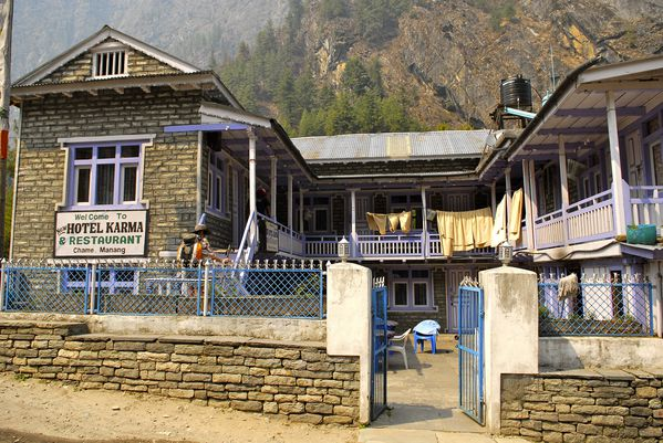 guest house chame 2670m