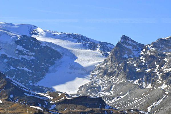 glacier de pelve