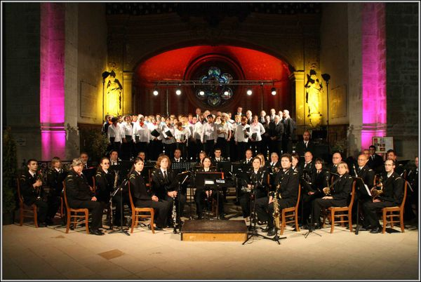Concert Cathedrale 2011