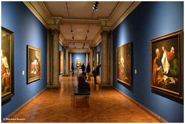 Strasbourg Palais Rohan Musee desBeaux Arts 1