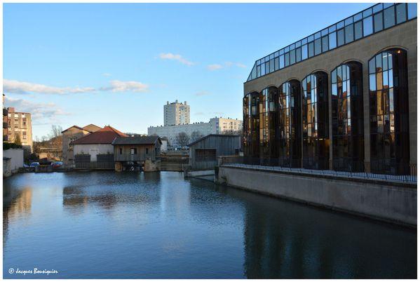 Metz Moulin des thermes