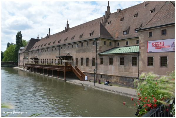 Strasbourg Anciennes douanes