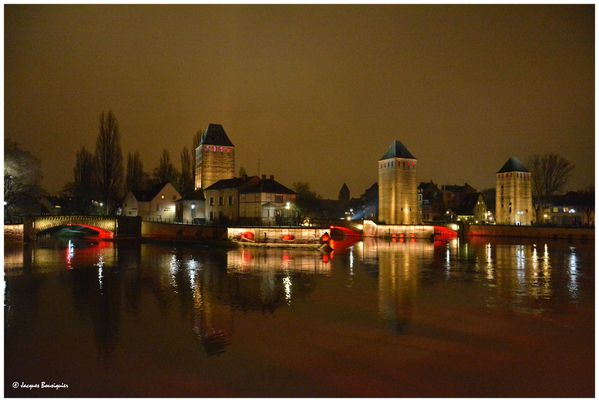 Strasbourg by night La petite France 2