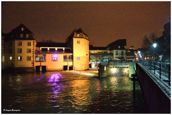 Strasbourg by night La petite France 3