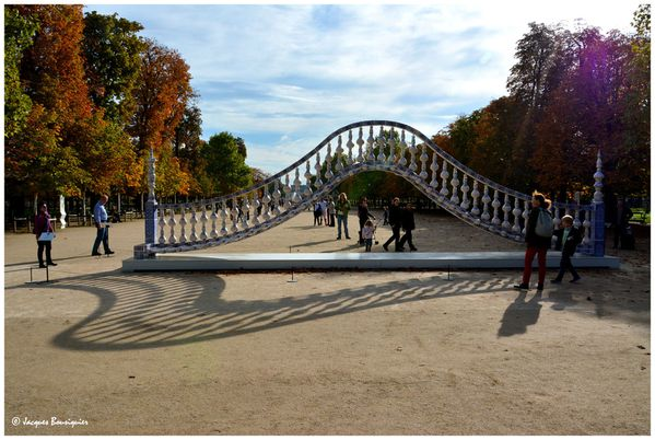 Paris Jardin des Tuileries Fiac 2013 d