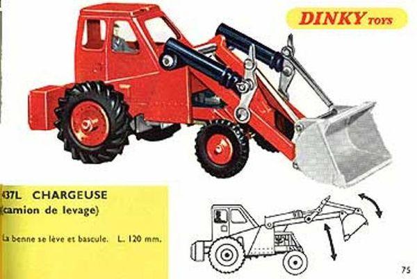 catalogue dinky toys 1967 p75