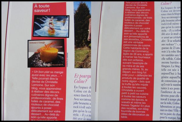 article nancy femme magazine