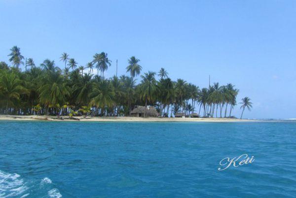 Isla Iguana. San Blas. Panama.2