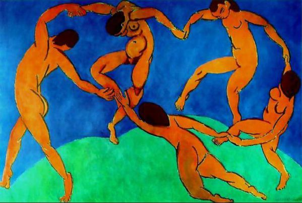 Matisse la danse