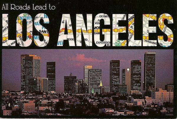 Los Angeles (USA) - Cartes postales