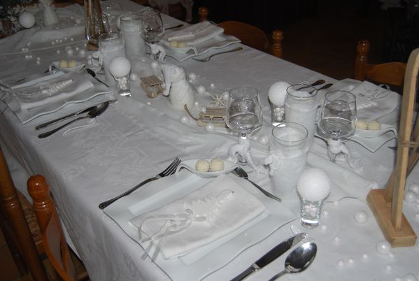 table blanche comme neige 035