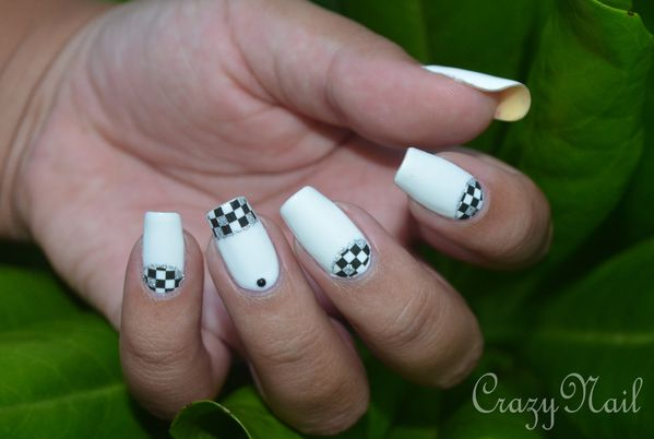 water decal F023- boutique nails papillons