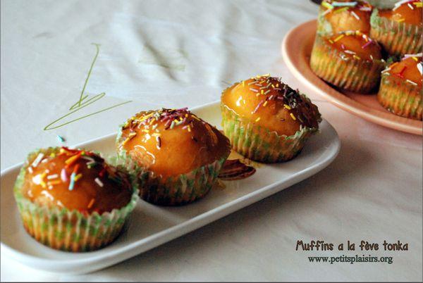 muffins a la tonka