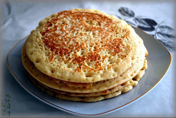 pancakes de Nigella