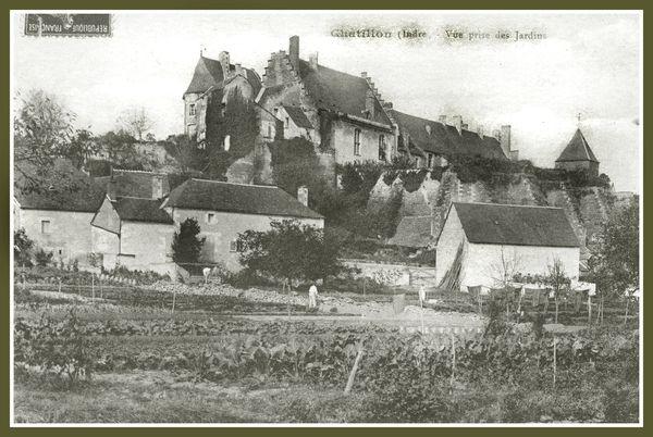 Cartes postales Chatillon.09