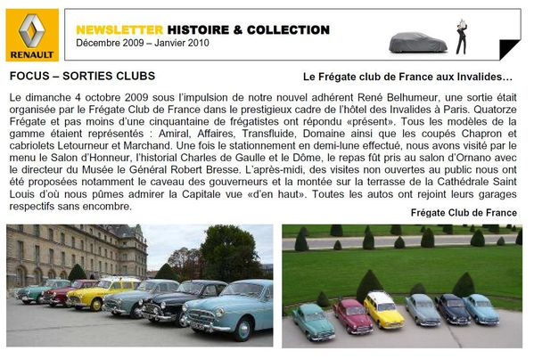 Histoire & Collection 2010 4