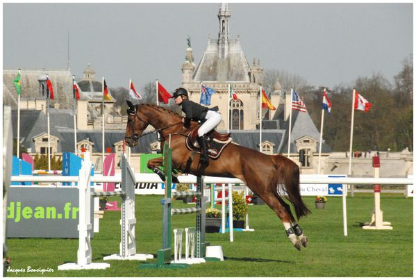 Sophie Tapie Jumping Chantilly 20 avril 2013 e
