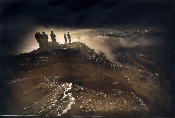 Mt Thabor avec Ali&Pat