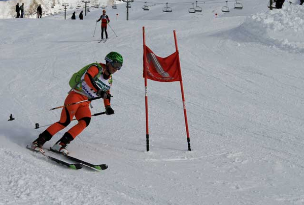 Mont Blanc ski Challenge 07