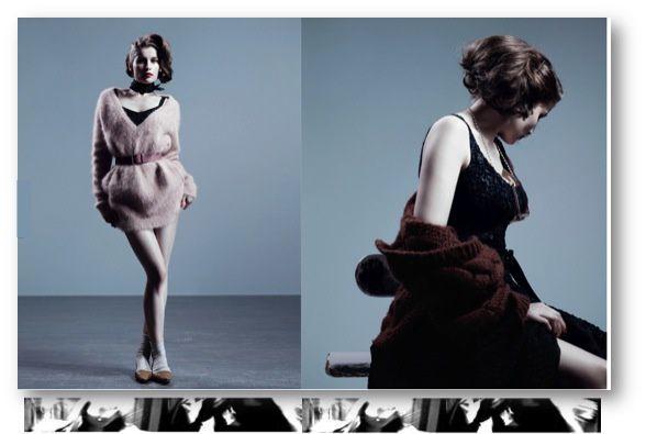 fashion ballyhoo - Laetitia Casta NYTimes 4