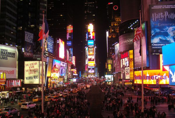 New York times square (9)
