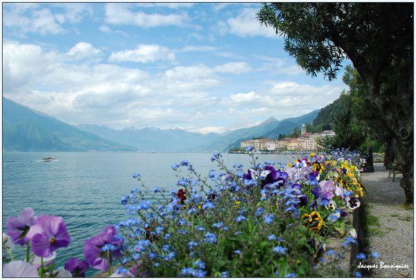 Italie Lac de Come Bellagio 1