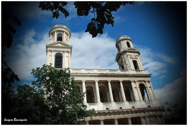 Saint Sulpice Paris 5