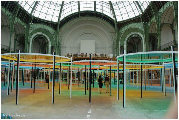 Daniel Buren Monumenta 2012 Grand Palais Paris 03