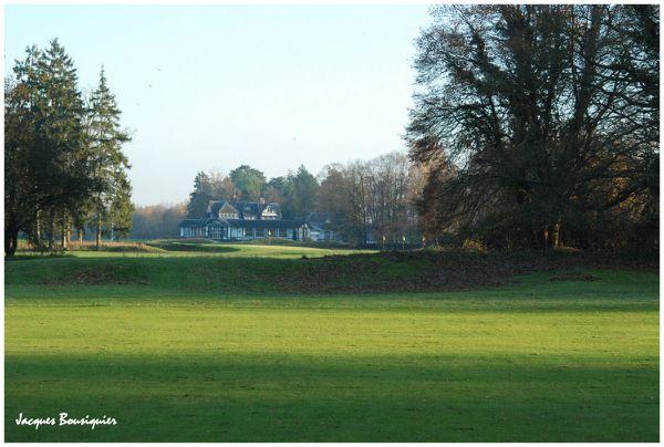 Chantilly le golf 5