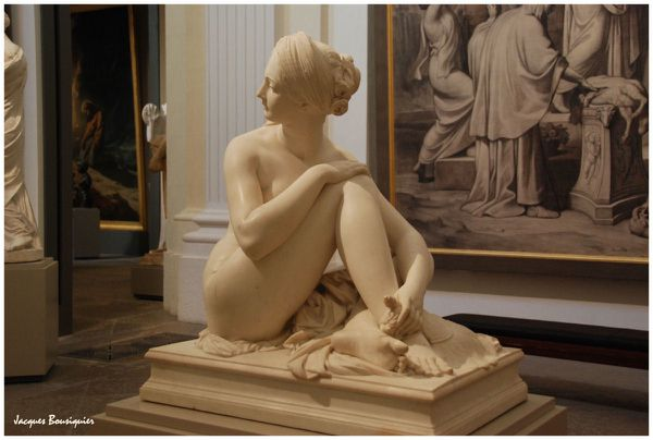 Odalisque James Pradier Beaux Arts Lyon 2