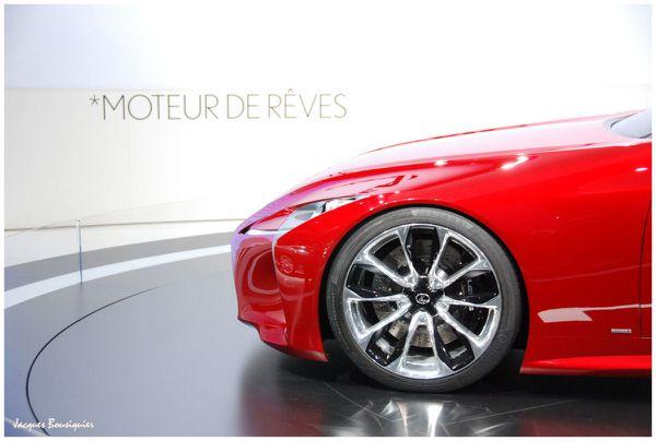 Lexus Mondial Auto 2012 Paris 4