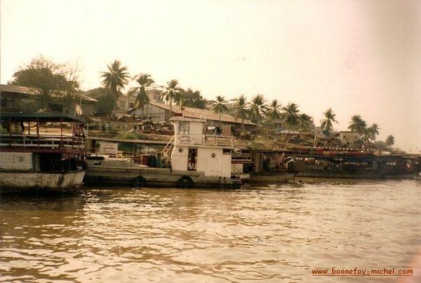 Phnom Penh, sur le Mékong (8)