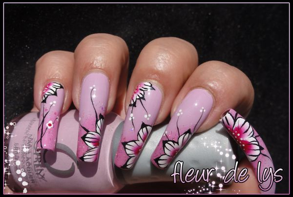 Nail Art Japon