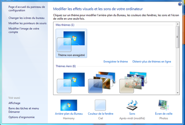changez l image de votre arriere plan du bureau windows7 le photos de chatillon sur