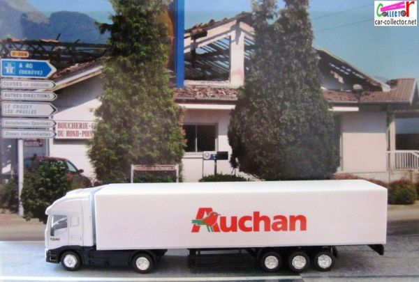 Auchan location camion