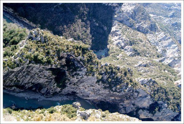 Gorges du Verdon Rive Gauche Mescla (12)