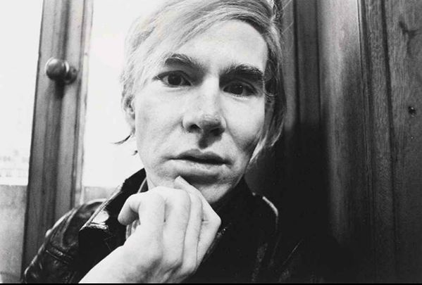 Will Mcbride andy warhol