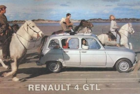 a vendre renault 4l gtl de 1985 les soupapes avignonnaises. Black Bedroom Furniture Sets. Home Design Ideas