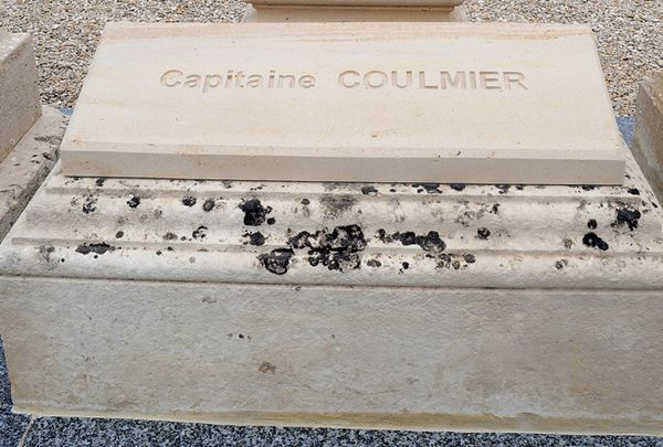 Campagne de France 1814 (52) Capitaine COULMIER