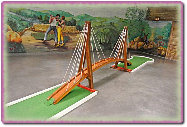 mini golf monéteau 8