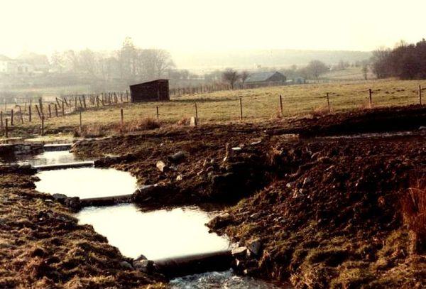 Avril 82 Les premiers barrages