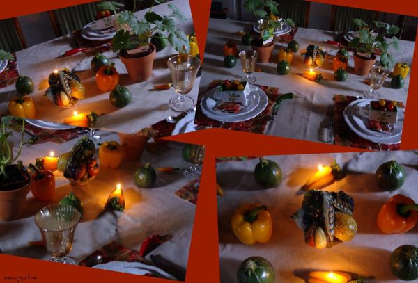 table légumes 6