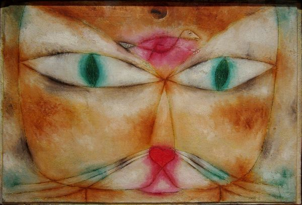 klee cat and bird moma