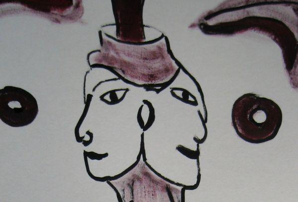 Doubleface (color)